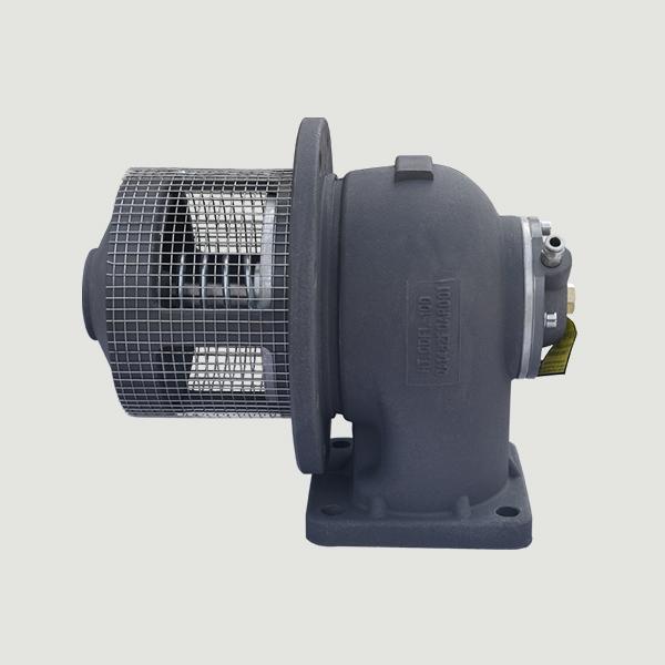 铝合金气动海底阀DN100