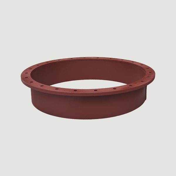 碳钢人孔盖座圈
