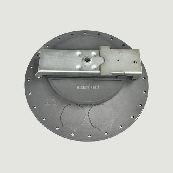 天津铝合金欧标人孔盖580/350