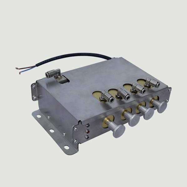 紧急切断阀自动控制系统